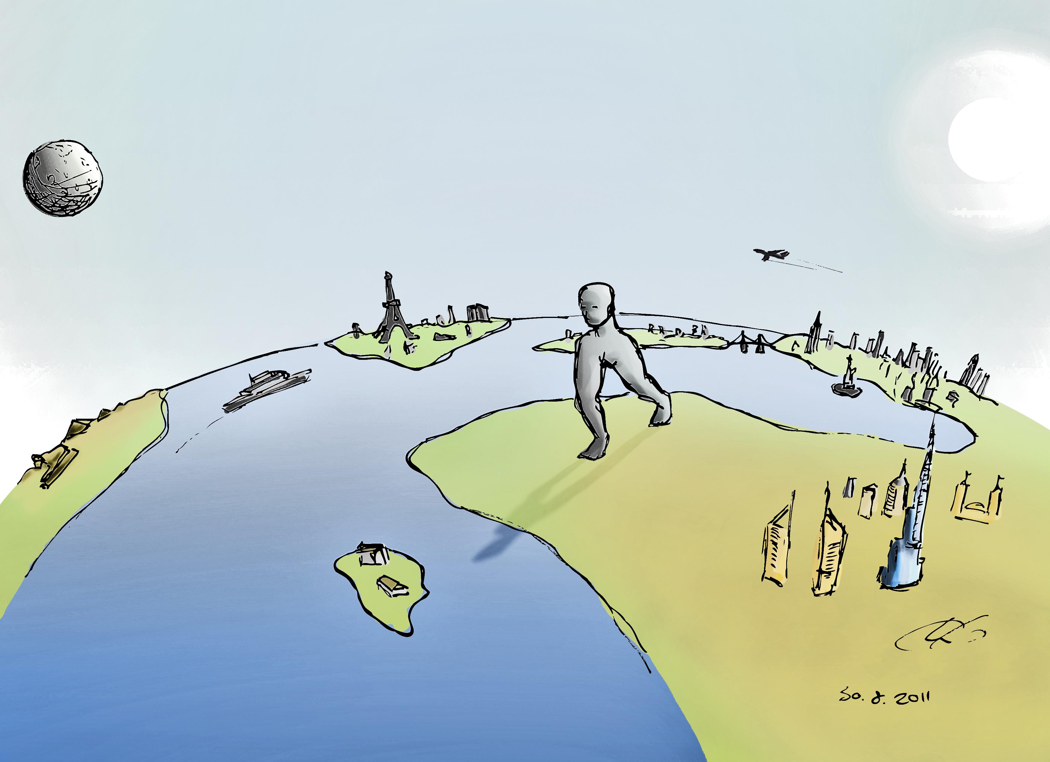 Walking Global