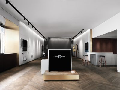Bang & Olufsen Store Concept